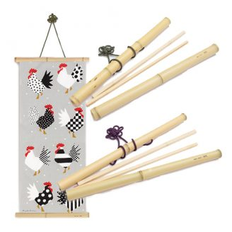 Bamboo Tenugui Frame
