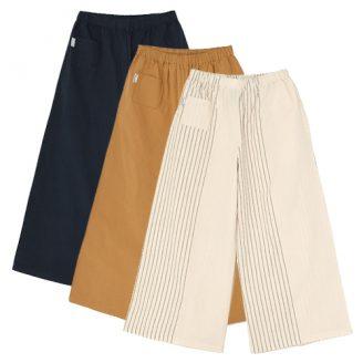 Ise Cotton Wide Pants
