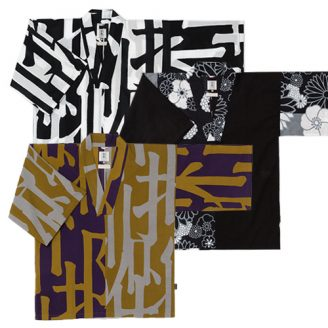 Chita Cotton Kimono Tops