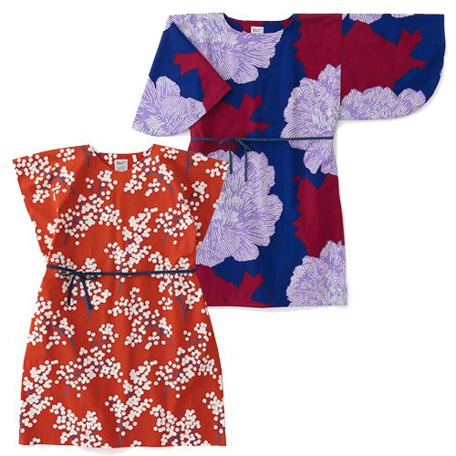 Linen Cotton Blend Dress