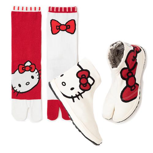 Hello Kitty X SOU SOU