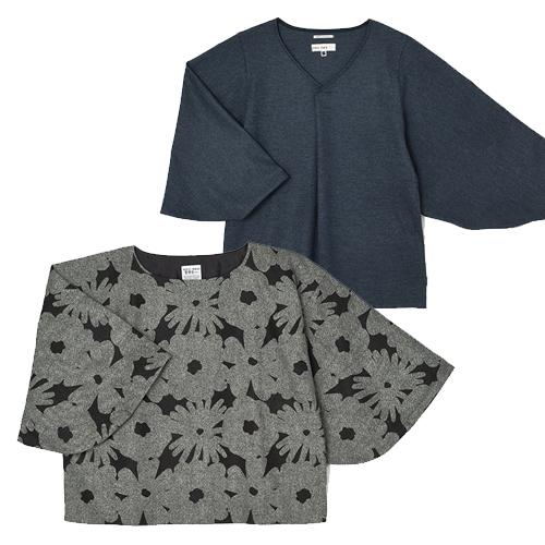 Naginata Wool Tops