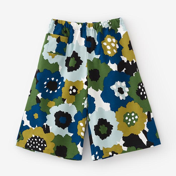 4ab4b09460 Culotte Pants Nandin Nagomi Cotton