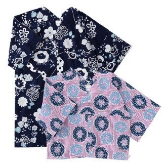Chita Cotton Kimono Tops and Dress