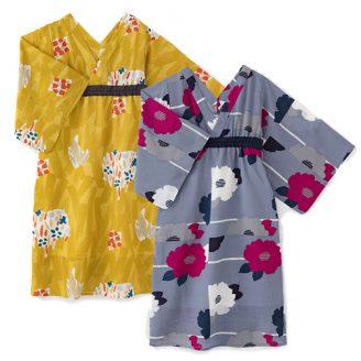 Empire Kimono Dress