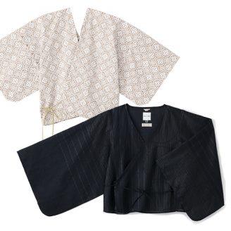 Wrap Kimono Tops
