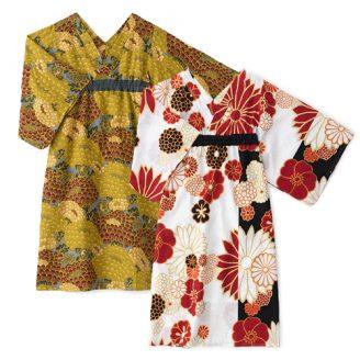 Empire waist kimono dress