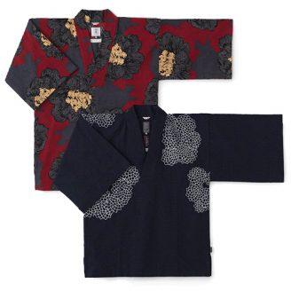 Cotton Kimono Tops