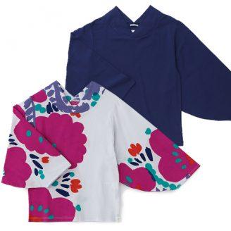 Nagi Jiban Kimono Tops