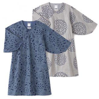 Naginata Dress V Neck