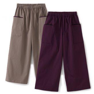 Straightcut Pants