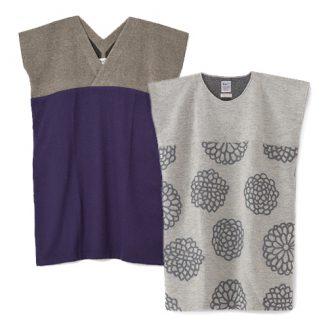 Wool Rectangle Dress