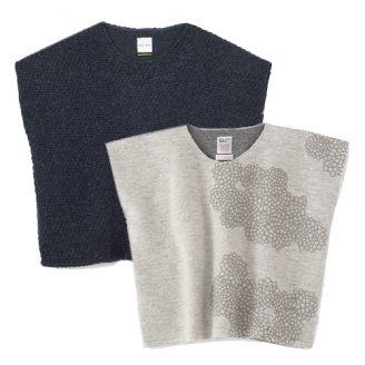 Wool Square Tops